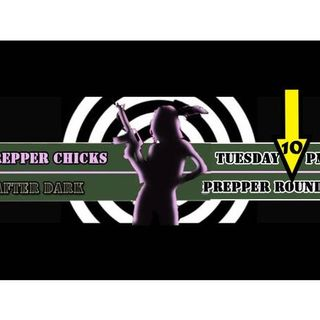 Prepper Chicks After Dark with host Annie Berdel and Back to Basics with Krystal