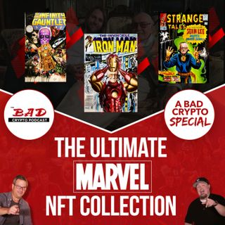 A Bad Crypto Special: The Ultimate Marvel NFT Collection