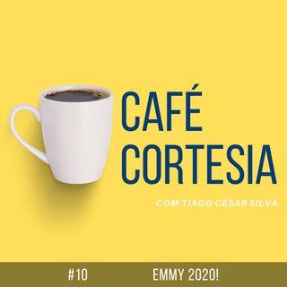 #10 - Emmy 2020! com Marcelo Hueb