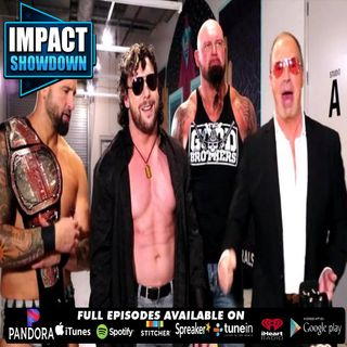 Omega Returns as IMPACT Continues to be Ridiculed by AEW | IMPACT SHOWDOWN 12-18-2020