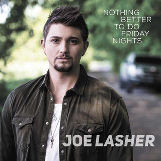 Joe Lasher in Studio For a Big Ole World Premier
