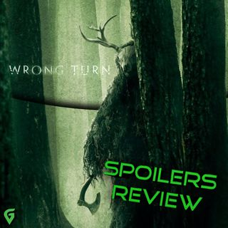 Wrong Turn 2021 Spoilers Review
