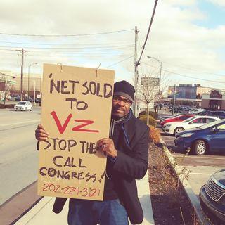 12/08/17 Nathan Joins Net Neutrality Demonstration in Cincinnati