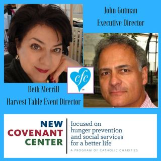 11/2/16: John Gutman & Beth Merrill discuss Harvest Table - Hosted by Nicol Rupolo ComForCare Stamford