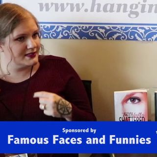 Shattered Paranormal Fantasy with Author Nicole Minuck: an interview on the Hangin With Web Show