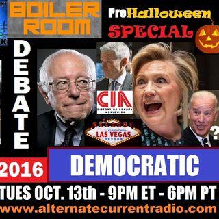 ACR Boiler Room EP #28 (pt. 2) Democratic Debate Panel Analysis