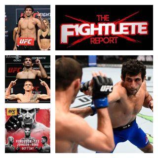 UFC 216 Beneil Dariush Fightlete Interview