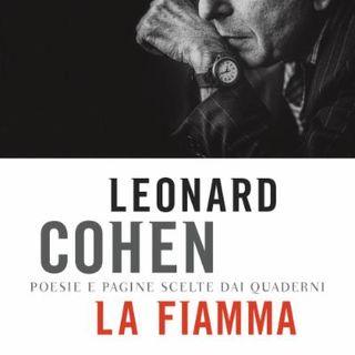 """Luca Manini """"Leonard Cohen. La fiamma"""""""
