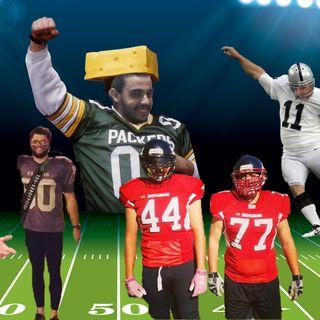 Nossos caminhos ao Super Bowl