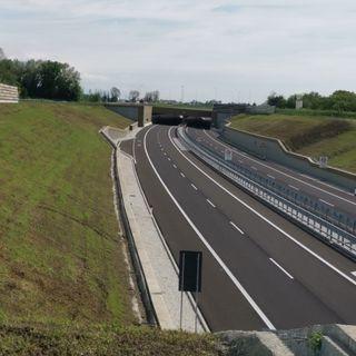 Pronto il tratto Spv fra Breganze e Bassano: in settimana sarà aperta al transito