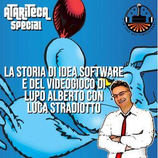 Ep.50 - Missione Videogiochi: La Storia Di IDEA SOFTWARE e LUPO ALBERTO con Luca Stradiotto