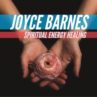 Spiritual Energy Healer and Reiki Master Joyce Barnes