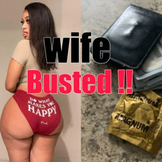 Wife Busted! Caught Cheating! Husband Found Condoms In Toilet! (#CouplesTherapy)