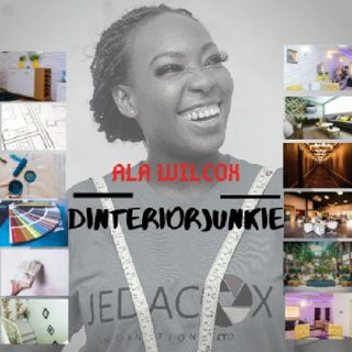 DINTERIORJUNKIE introduced😍🥰😊