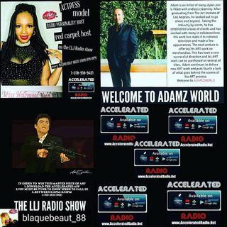 LLJ Radio Show 12/20/17 *Adamz World*