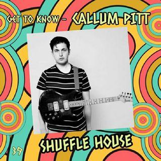 Get To Know - Callum Pitt