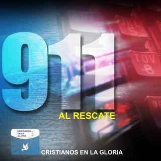 911 AL RESCATE EL ESTANCAMIENTO DE LA BENDICION