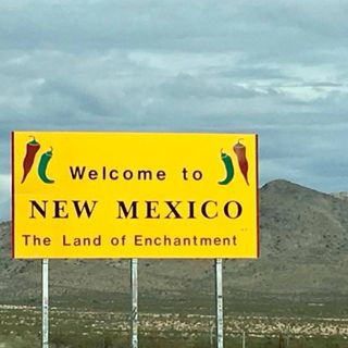 The Land of Enchantment?