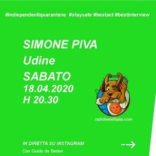 #QUARANTINE - Vengo dopo il TG - Simone Piva