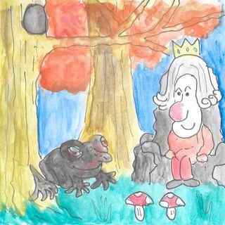 Il Re Nasone ed il Rospo