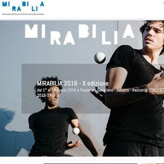 """Fabrizio Gavosto """"Mirabilia Festival"""""""