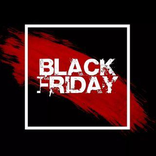 Buongiorno, Buon Venerdì con il Black Friday di Radio Mariposa!!!