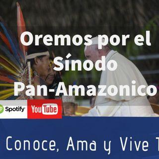 Episodio 82: Oremos por el Sínodo Pan-Amazonico