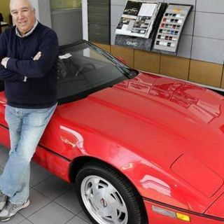Jeremy George Lake Charles Corvette Lt1