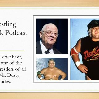 """Dusty Rhodes:  The """"EveryMan"""" that conquered wrestling"""