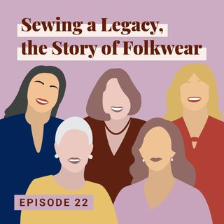 Sewing a Legacy, the Story of Folkwear