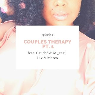The realN3SS Podcast Ep. 4: Couple's Therapy ft Mark & Dauche, Marco & Liv