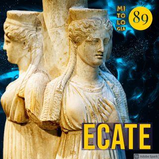 Ecate, la dea dalle tre teste