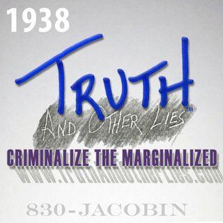 T^OL1938 / Criminalize the Marginalized