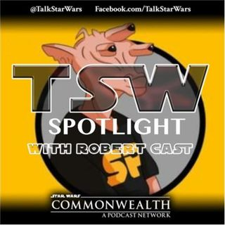 TSW Spotlight with Robert Cast - Episode 1: Ash from The Skyhoppers Podcast