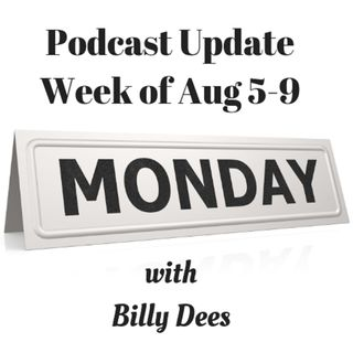 Monday Update for Week of Aug 5 - 9, 2019  Can There Be Too Much Positivity and Motivation?