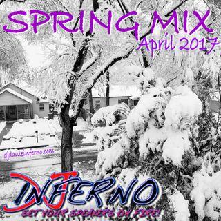 DJ Inferno Club Mix April 2017