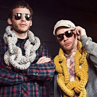 The Hood Internet - Interview (opbmusic)