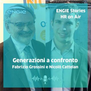 Generazioni a confronto | Fabrizio Grossini & Nicolò Cattelan