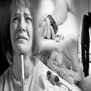 Ideas de suicidio como resultado de la desesperación
