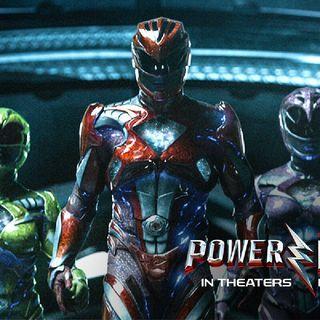 Power Rangers New Look