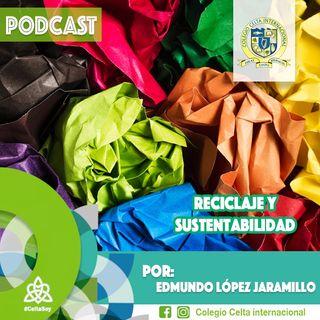 Podcast 13  Reciclaje y Sustentabilidad