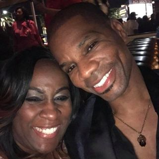 Kirk Franklin on the Early Morning Praise Party with Dre Monie & Sherry Mackey