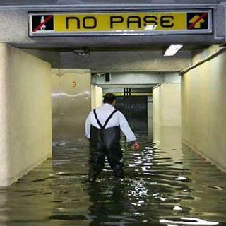 Alerta Roja; Línea A del Metro CDMX suspende su servicio ayer por inundación