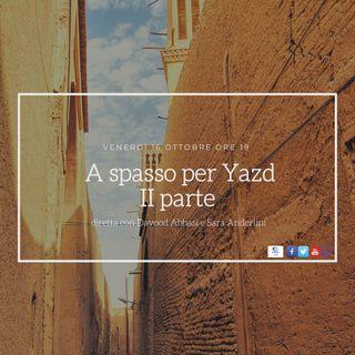 S2x22 A spasso per Yazd - Seconda parte