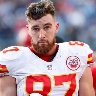 One-on-one with Travis Kelce