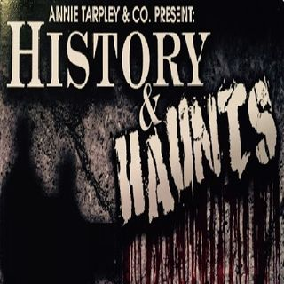 Doors Of The Uknown Radio Show Episode 1 History and Haunts Annie Tarpley Interview