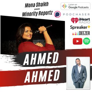 ERIK GRIFFIN CAN GO F*** HIMSELF-Minority Reportz Ep.14 w/ Ahmed Ahmed (Axis of Evil Tour)