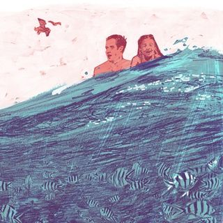 """Un giorno ideale per i pescibanana"" di J. D. Salinger"