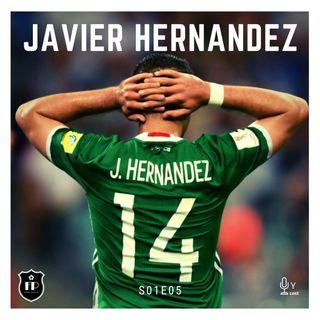 "S01E05 Javier ""Chicharito"" Hernández"