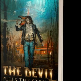 """Author Joe (J.W.) Zarek tales about his new book """"The Devil Pulls the Strings"""" !"""